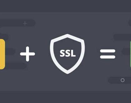 перевод на HTTPS протокол